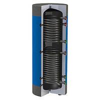 Тепловой аккумулятор  Werden classic УHB 500L с двумя теплообменниками , фото 1