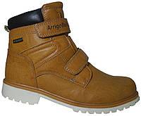 Зимние мужские ботинки  ARRIGOBELLO (РАЗМЕРЫ 38-40), фото 1