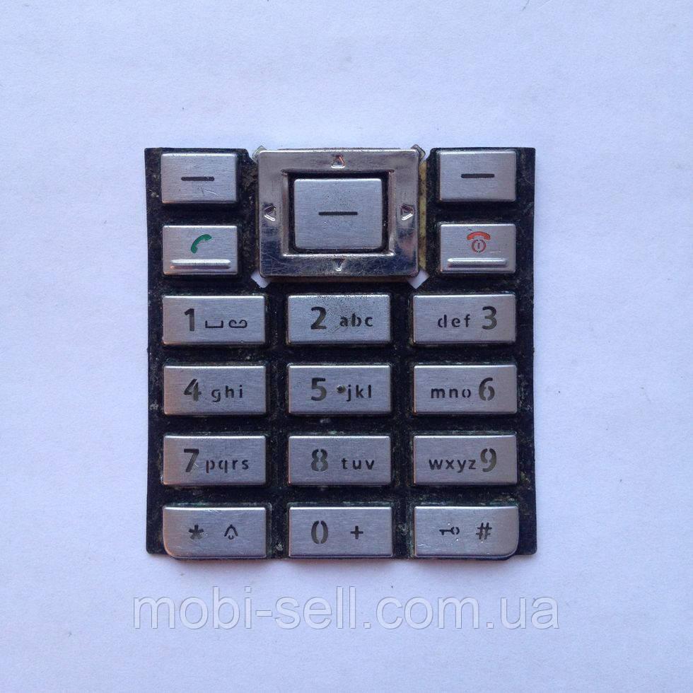 Benq-Siemens S68 Клавиатура (латиница)