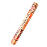 ПРОФИ Пергамент 30х 6м рулон коричневый(45)