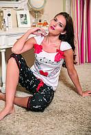 Комплект одежды для дома и сна , пижама Maranda lingerie 6227