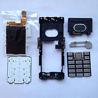Запчасти для Benq S68 дисплей, клавиатура, корпус, динамик
