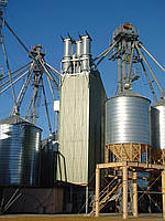 Зерносушилка на дизельном, твердом топливе, газу CHIEF CD 12/36, фото 1