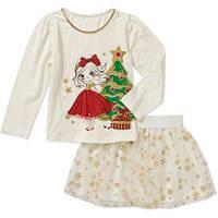 Новогодняя детская одежда
