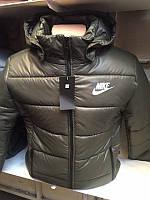 Зимняя спортивная мужская куртка