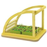 Hape Eco Greenhouse конструктор из бамбука
