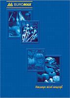 Книга учета канцелярская А4 Buromax BM.2400