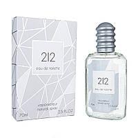 "Т/вода для женщин ""2l2""  70мл (Carolina Herrera 212 CH) TM ""AKSA"""