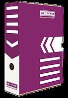 Бокс для архивации документов Buromax 80мм BM.3260-07