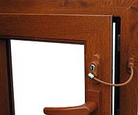 Ограничитель открывания на окна Penkid Safety Lock - надежная защита на окна от детей.