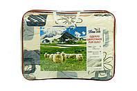 Одеяло Мех-сатин полуторное 150x210