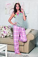 Комплект одежды для дома и сна ,пижама Maranda lingerie 6250