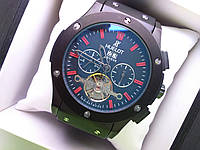 Часы Hublot Black Red Turbion