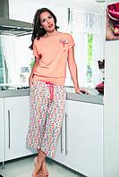 Комплект одежды для дома и сна , пижама Maranda lingerie 6252