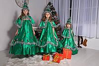 Костюм Елки. Карнавальный костюм елочки. Новогодний костюм елочки прокат и пошив.