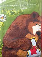 """Постельное белье детское """"Маша и Медведь"""" (бязь)"""