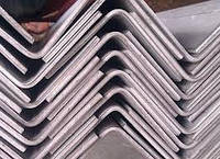 Уголок неравнополочный стальной 160*100*10 мм