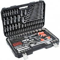 Набор ручных инструментов Yato YT-3884 216 предметов в чемодане