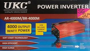 Перетворювач UKC AC/DC AR 4000W