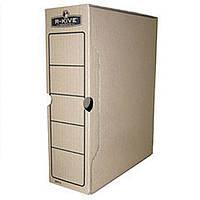 Бокс для архивации документов Fellowes R-Kive Basics  80 мм f.91402