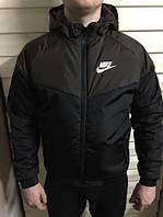 Мужская спортивная  куртка (весна-осень)