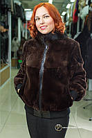 Куртка из меха бобра «Эвменида»