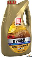Масло моторное дизельное синтетика 10-40 люкс 5л Лукойл