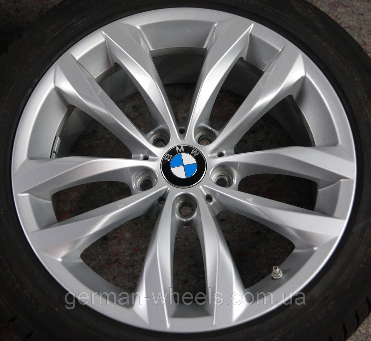 "Колеса 18"" BMW 5 F10 (style 609 )"