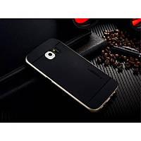 Чехол spigen neo для Samsung Galaxy S6 золотой, фото 1