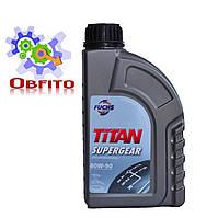 """Масло трансмиссионное минеральное """"TITAN SUPERGEAR 80W-90"""", 1л"""