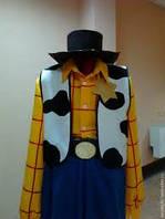 Детский карнавальный костюм Ковбой Вудди - прокат, Киев, троещина