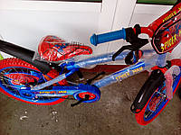 Детский велосипед Spider Man 18,20 2017