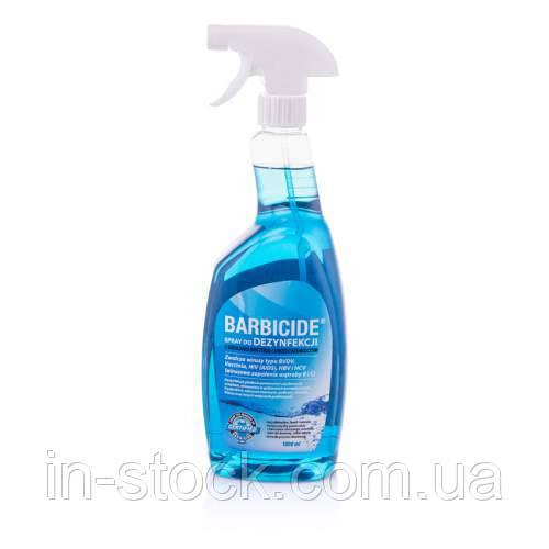 Спрей для дезинфекции поверхностей Barbicide 1000 мл