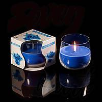 Свечи Антитабак в стакане, ароматизированные