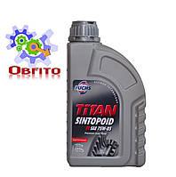 """Масло трансмиссионное синтетическое """"TITAN SINTOPOID FE 75W-85"""", 1л"""