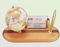 Глобус на деревянной подставке BeStar 0930HDY