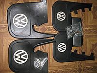 Оригинальные брызговики на Фольксваген Транспортер (4 шт)
