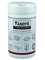 Салфетки для оргтехники Axent 5303-А