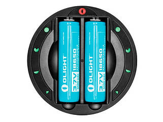Батареи, зарядные устройства и кронштейны Olight