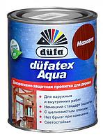 Дюфатекс краска Лазур тик Dufa - водная краска для дерева