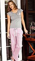 Комплект одежды для дома и сна , пижама Maranda lingerie 2972