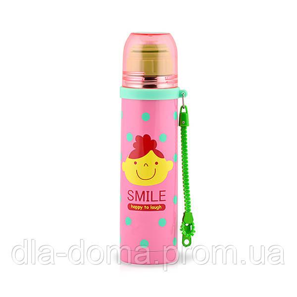 Термос Fissman smile 260мл