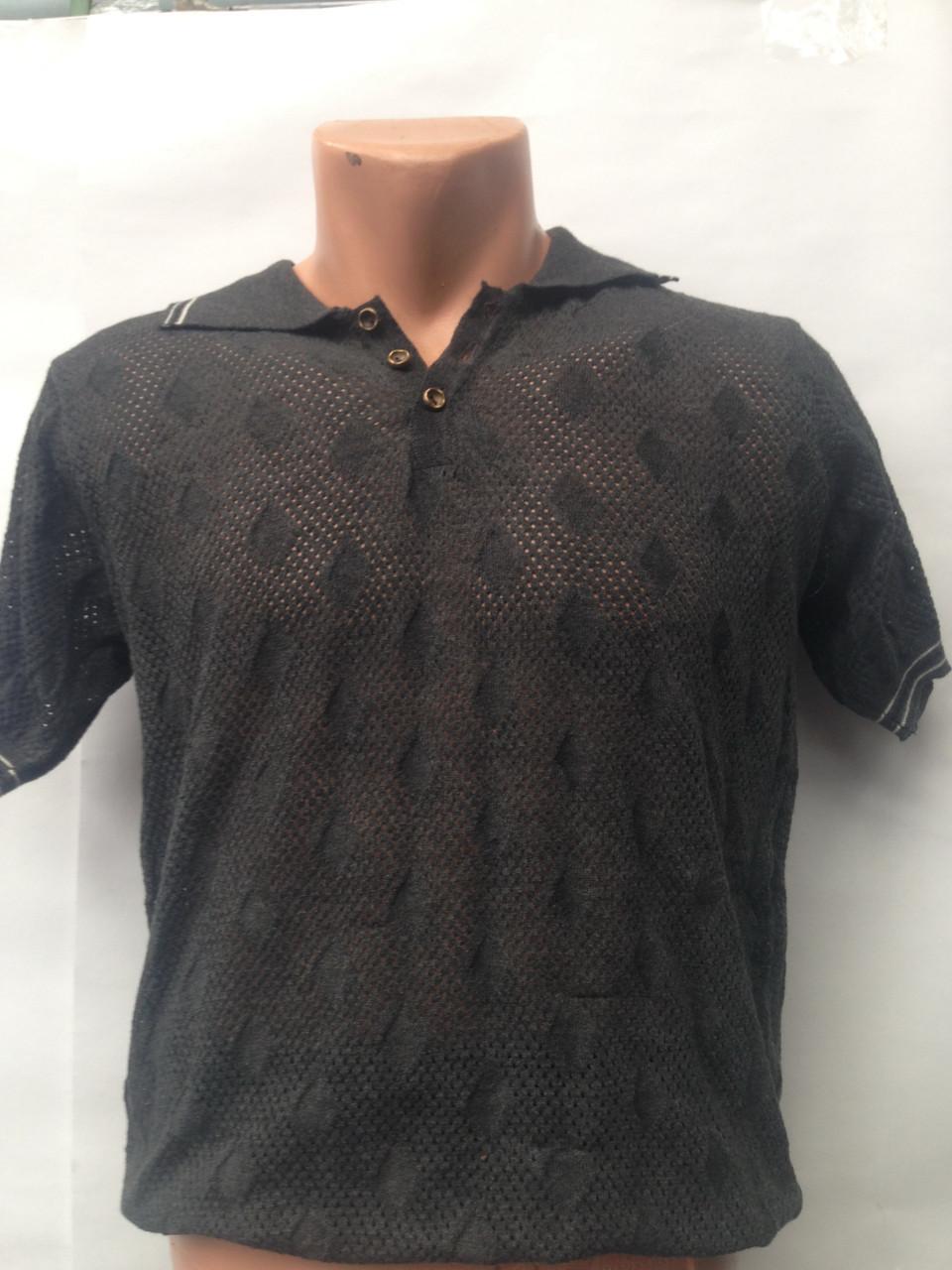 Мужская футболка сетка