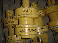 Потдерживающий каток SD7 (216x185) JB2984-81 на бульдозер Shantui