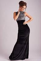 Женское вечернее платье в пол №143-036