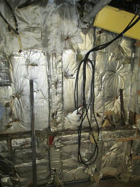 Наварка металлических каркасов -1