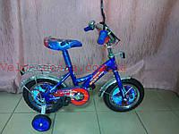 Детский двухколесный велосипед SPIDER MAN 16 дюймов