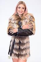 Куртка-трансформер из меха финский Frost Smokey «Верна»