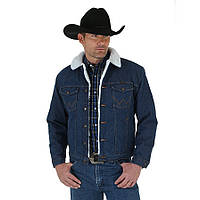 Джинсовые куртки Wrangler  Sherpa Lined TRADITIONAL Jacket