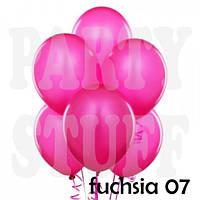 Воздушные шары Gemar А50 Фуксия пастель, 5'(13 см) 100 шт